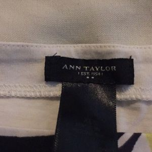 2 Ann Taylor Sleeveless tops